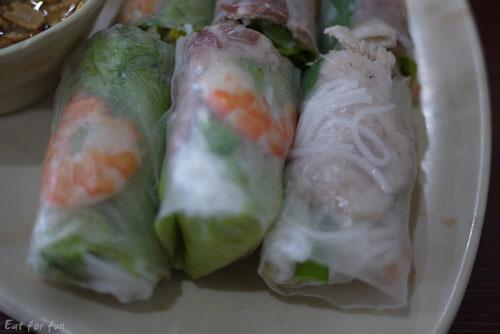 Namaste : [食記]「裴越南小吃」俗又好呷的越式料理