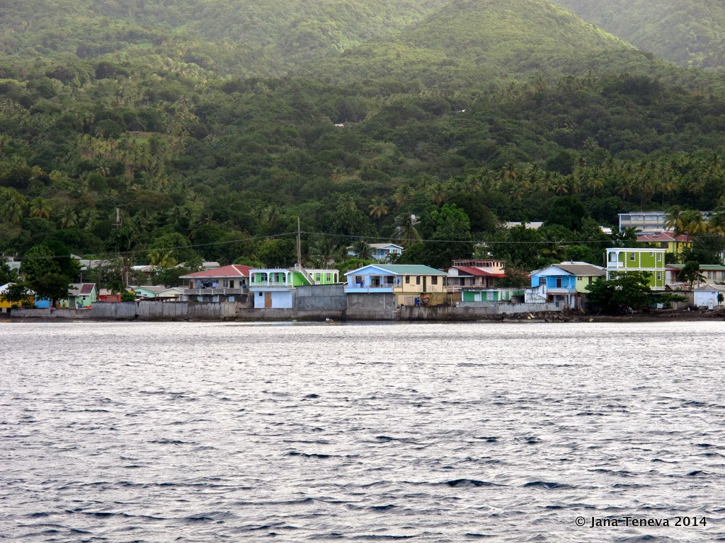 Dominica, Porthsmouth