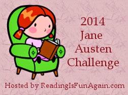 2014 Jane Austen Challenge
