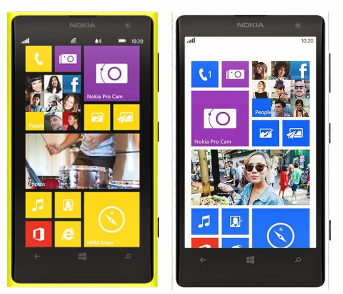 Spesifikasi Harga Nokia Lumia 1020