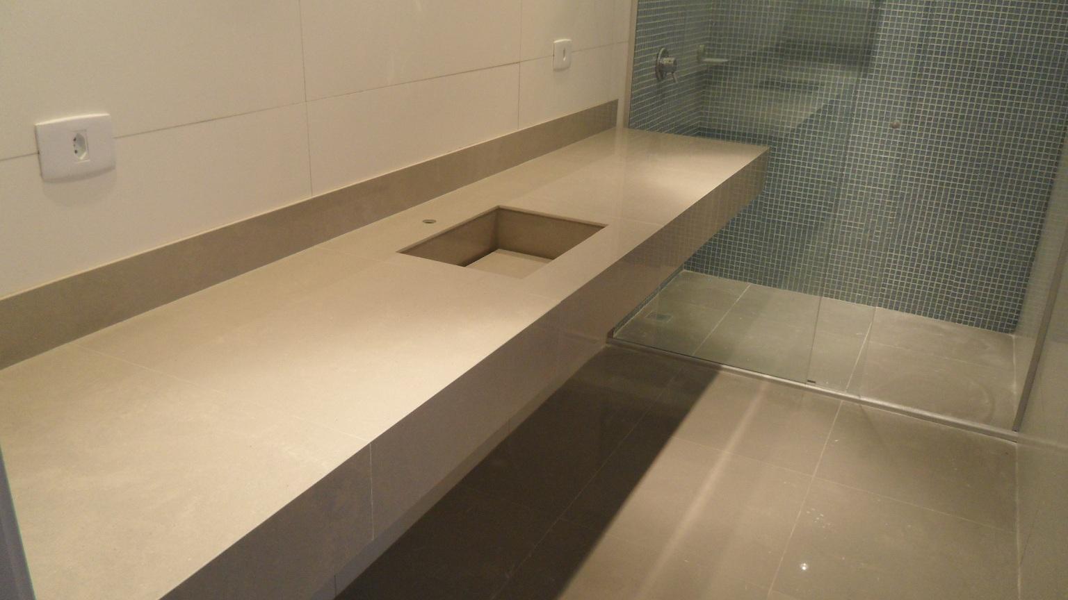 Bancada porcelanato 60 x 60 com cuba porcelanato #9B6F30 1536x864 Banheiro Bancada Porcelanato