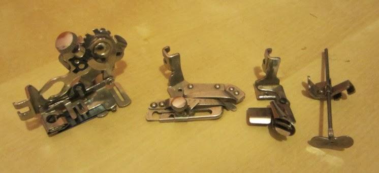 Identification d'accessoires pour des machines à coudre anciennes Acc5
