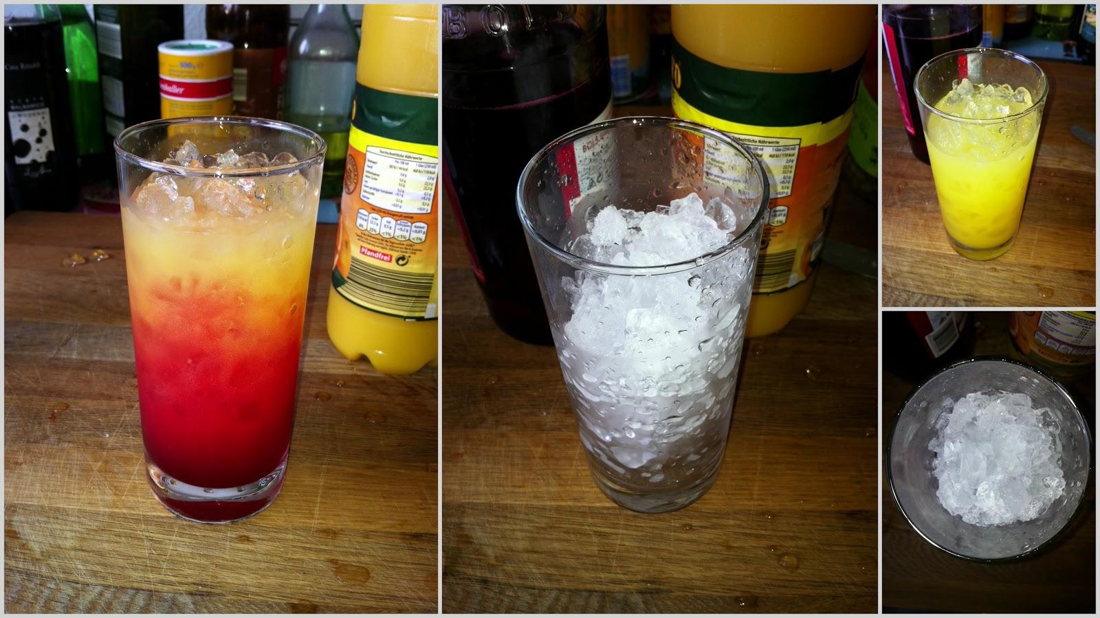 Erfrischungsgetränk für den Sommer