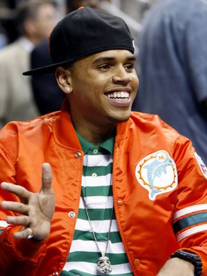 chris brown funny face - photo #7