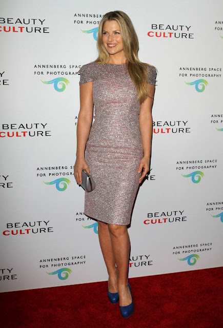 Hot Ali Larter Poses At Beauty Culture Event 2011 Pictures