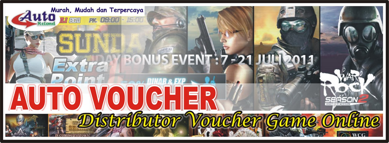 Voucher Game Online
