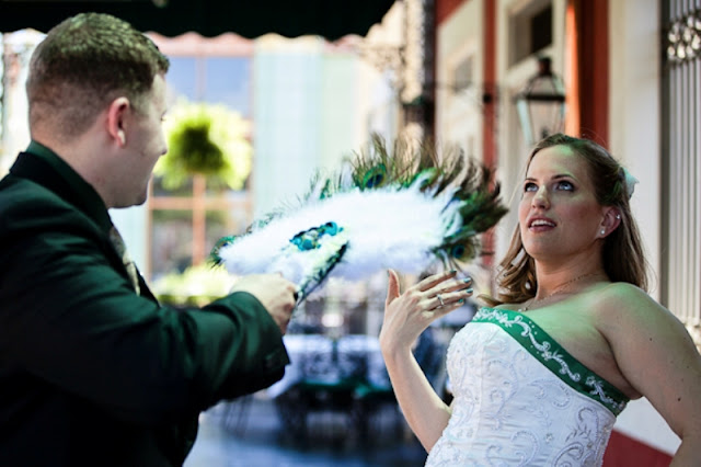 Real Disneyland Weddings - Jaime and Sean's Downtown Disney Jazz Kitchen Wedding! // White Rabbit Photo Boutique