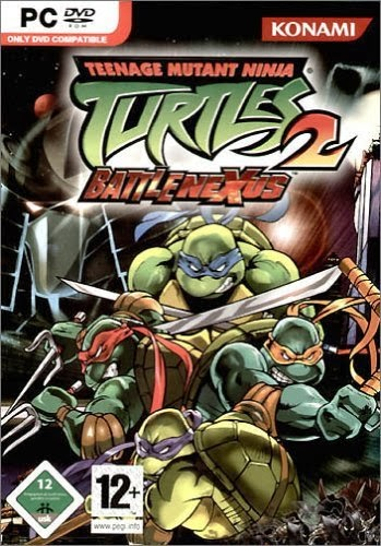 TMN Ninja Turtles 2 Battle Nexus