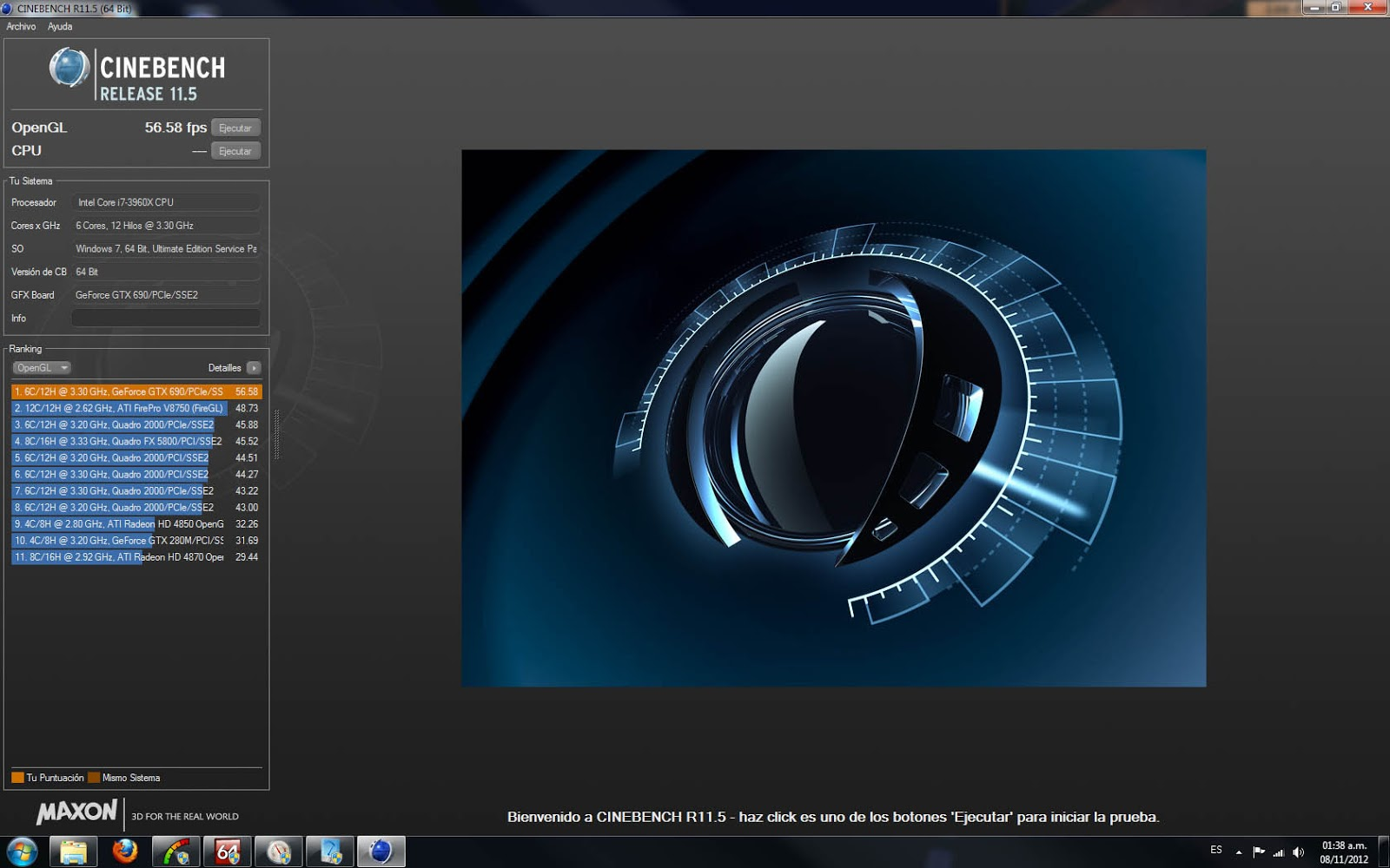 MAXON CINEBENCH 11.529