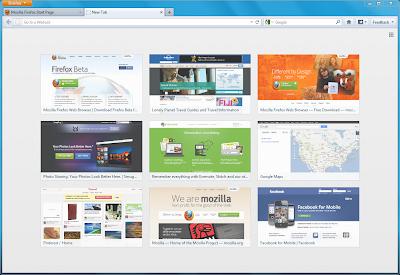 برنامج المتصفح فاير فوكس  2014 Firefox