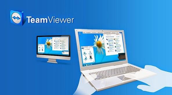 Download TeamViewer Software Pengendali Komputer Jarak Jauh Gratis Terbaru 2015