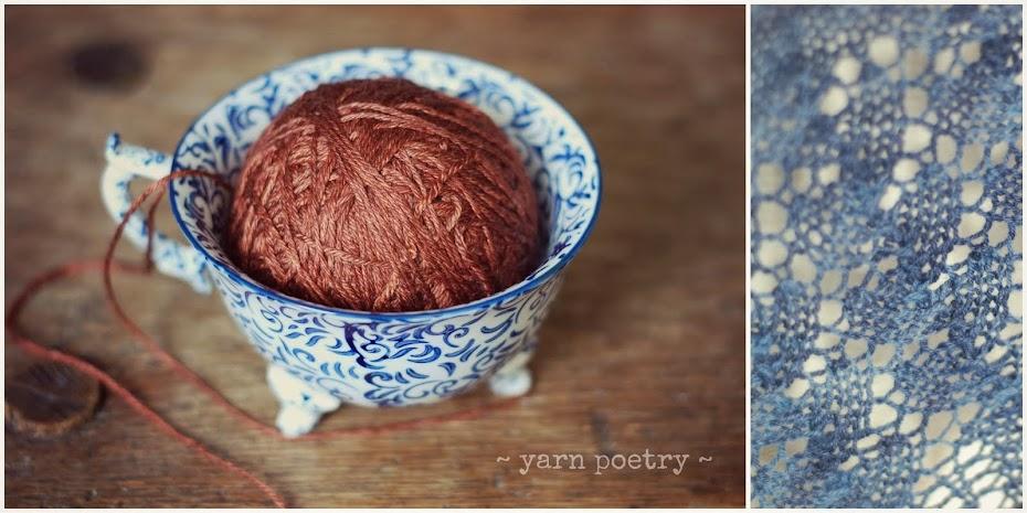 yarn poetry