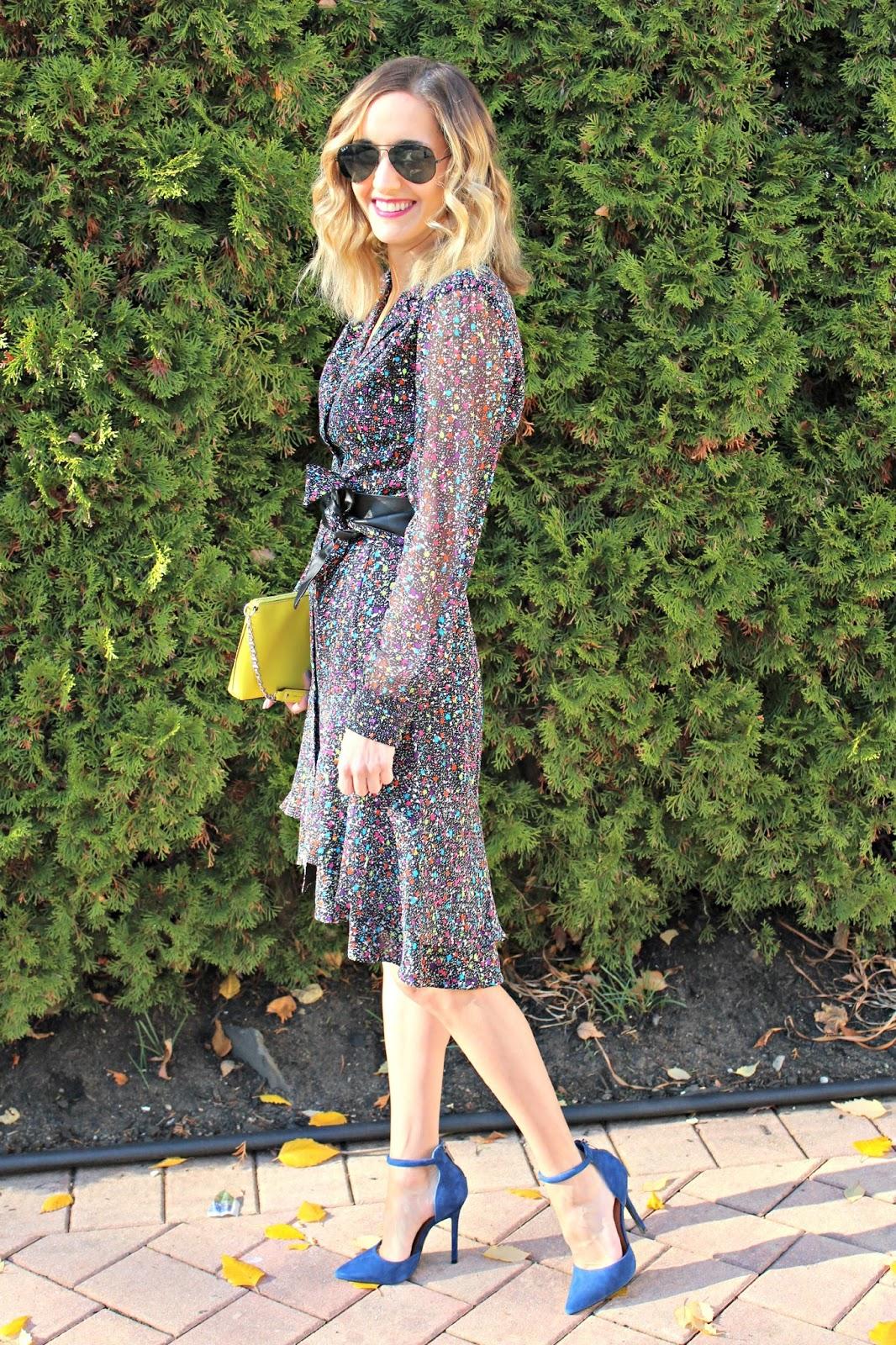 dvf catherine dress