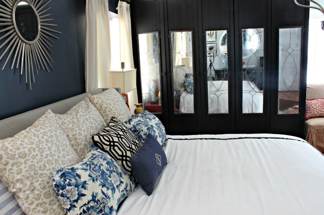 The Master Isnt Only Bedroom That Recently Got Some Loving Preppy Eclectic Big Boy Room Was