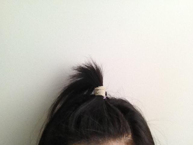 H\'s Wonderland: How To: Apple Hair