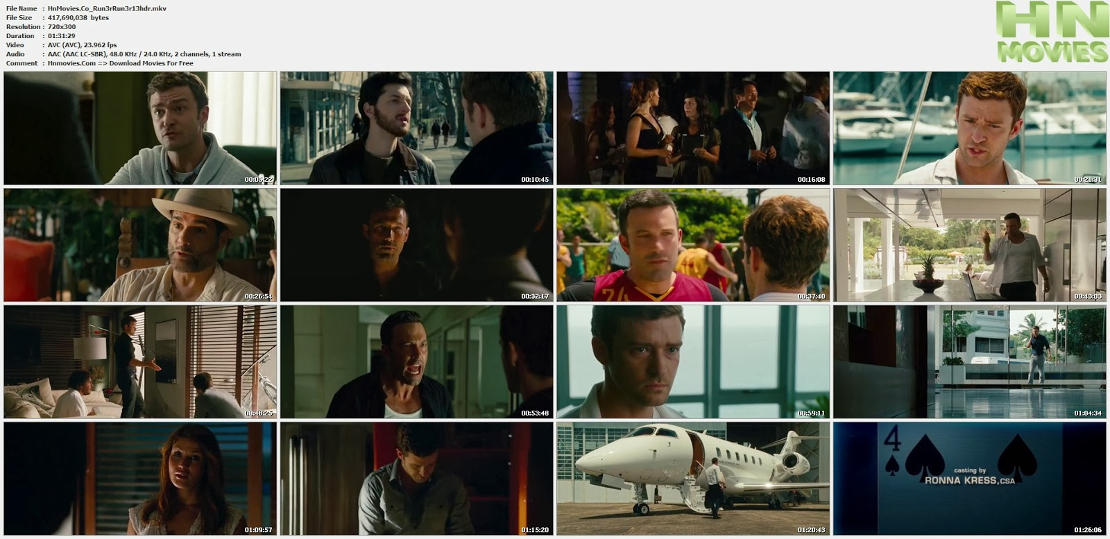 movie screenshot of Runner Runner fdmovie.com