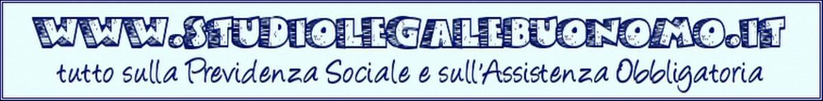 BLOG STUDIO LEGALE BUONOMO