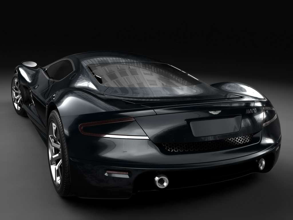 ASTON MARTIN AMV10 BEST CAR