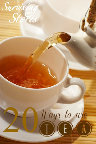 20 Ways to Use Tea