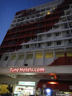 Hotel Review Pengalaman Di Tune Downtown Pulau Pinang