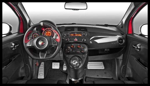New Fiat 500 >> 5ooblog | FIAT 5oo: New Abarth 695 Tributo Ferrari Test Drive (IT)