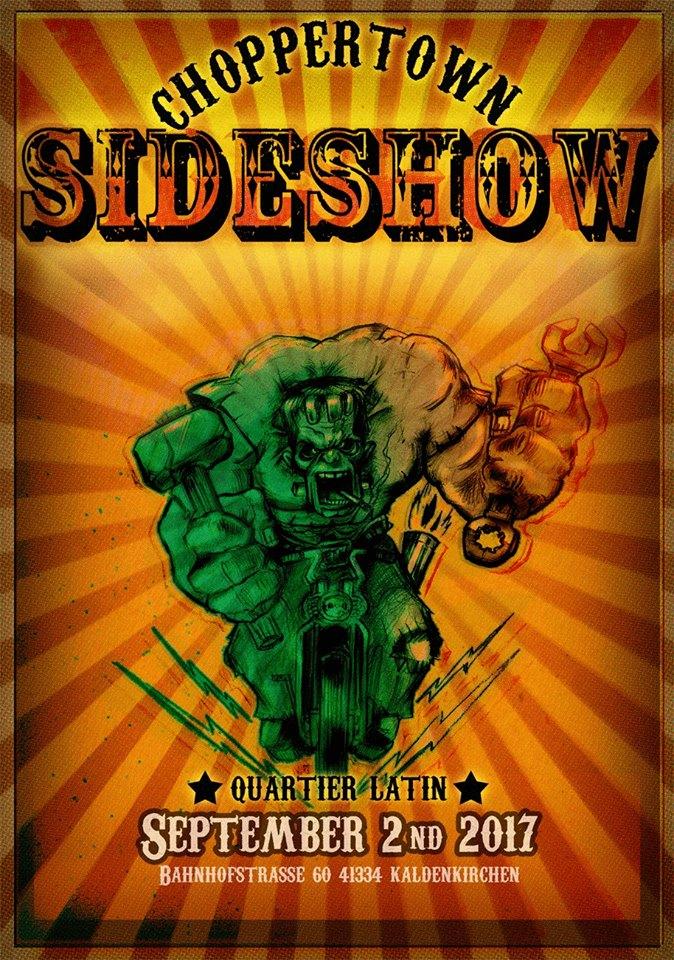 Sideshow 2017