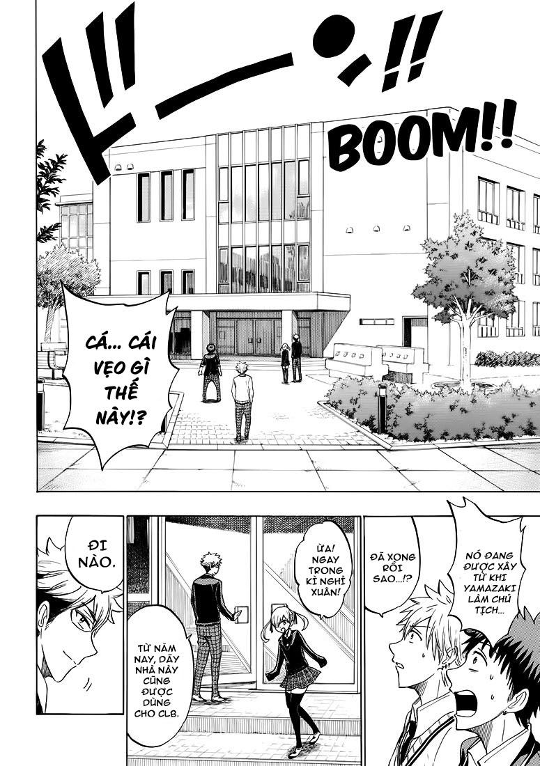 Yamada-kun to 7-nin no majo chap 187 page 9 - IZTruyenTranh.com