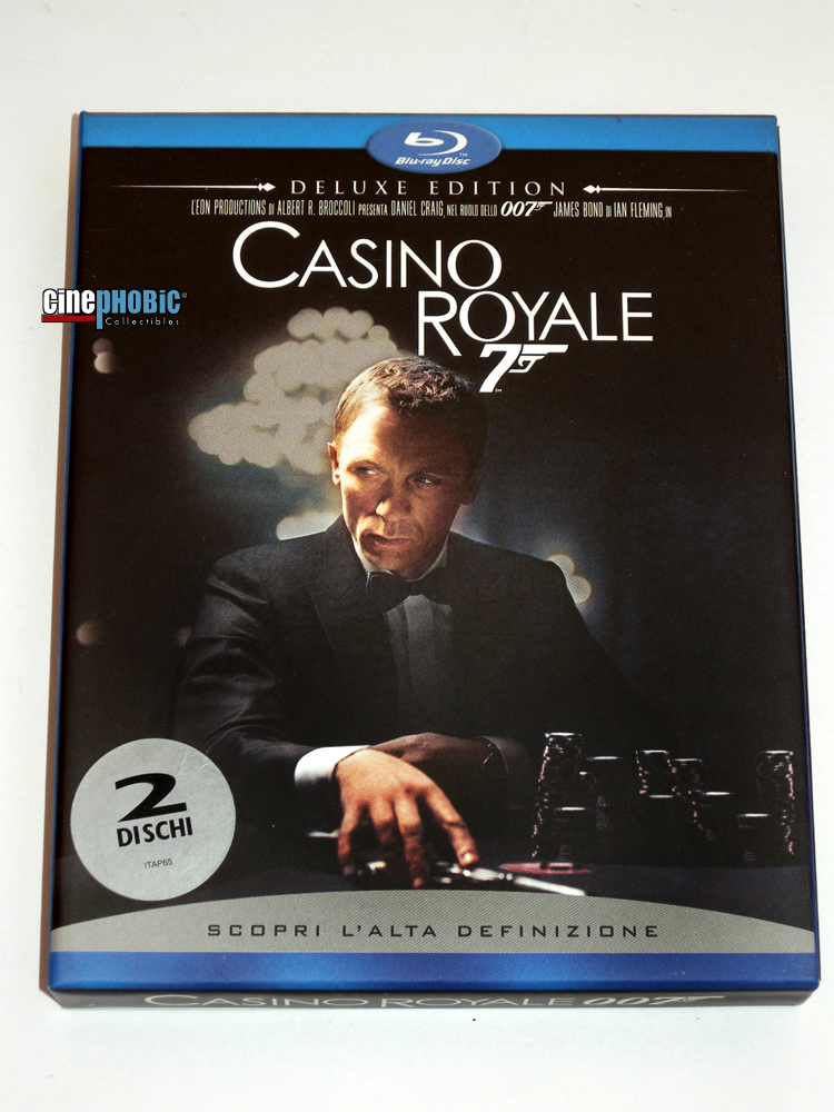 casino royale deluxe dvd
