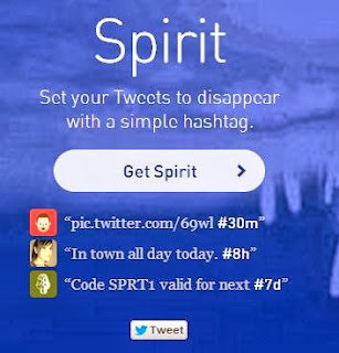 Twitter Sprit - Set Expiry for tweets