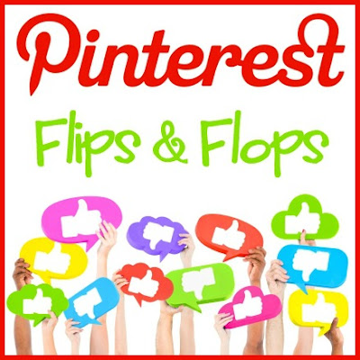 Pinterest Flips and Flops Link-Up (The Unlikely Homeschool)