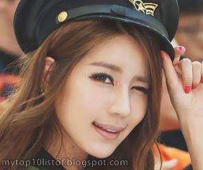 Top 10 Hot and Sexy Photos of Beautiful Korean Model Park Si Hyun