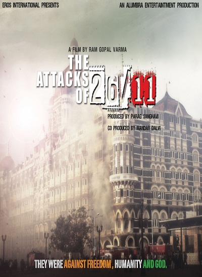 RGVs Hindi Movie The Attacks of 26 11 Latest Poster