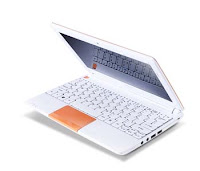 Acer Aspire One Happy 2 Orange