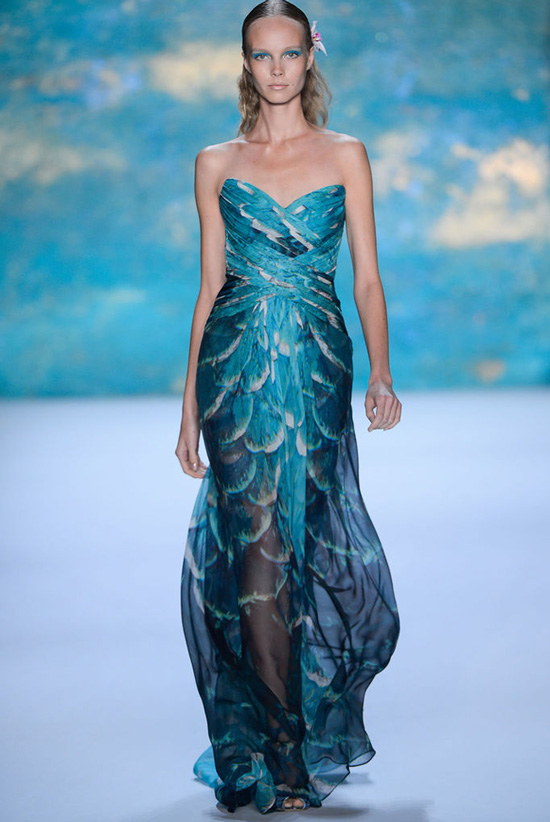 Monique Lhuillier | dressed by style