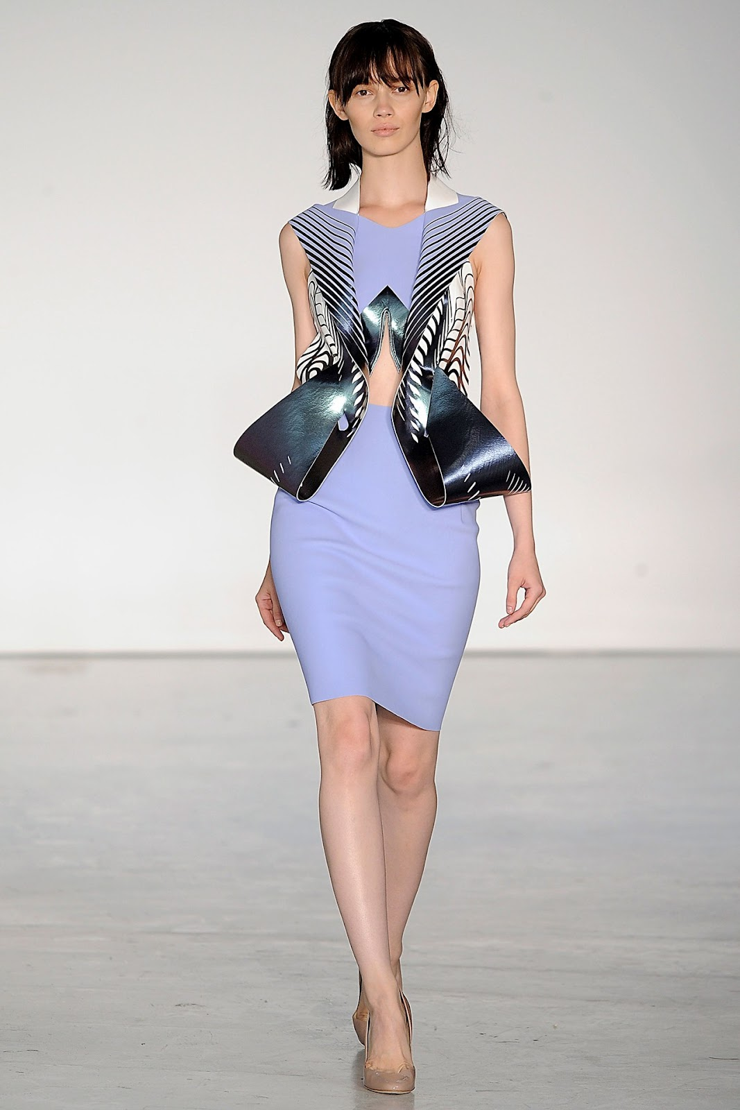London Fashion Week Spring/summer 2013   Highlights Part 1