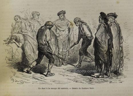 Romances en BonisForo - Página 6 Gustave-Dor%25C3%25A9-Duelo_a_navaja