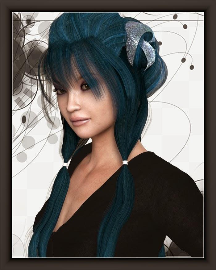 ShoXoloR pour Thian cheveux