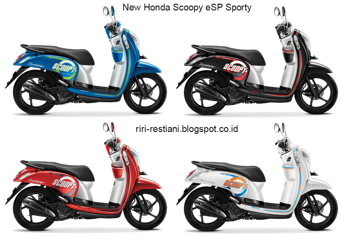 Buy Scoopy honda stylish esp picture trends