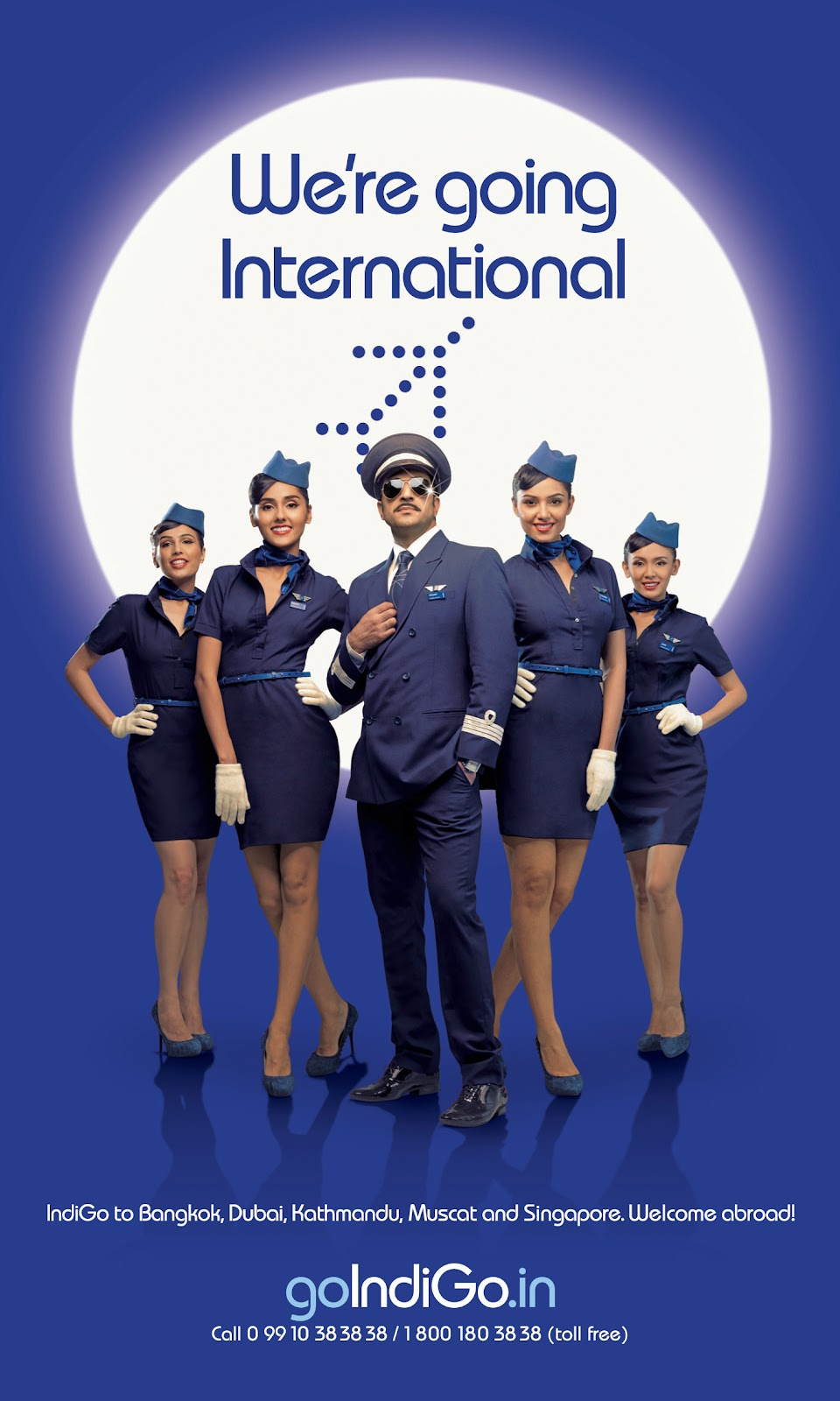 The indigo cabin crew world stewardess crews for The indigo