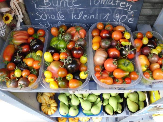 kleiner gem sek nig tomatenernte auch im oktober und noch viel mehr gem se. Black Bedroom Furniture Sets. Home Design Ideas