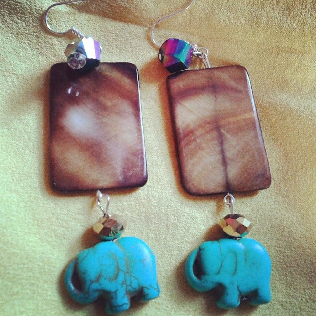 MADE TO ORDER EARRINGS FOR SALE> SHIPPING INCLUDED