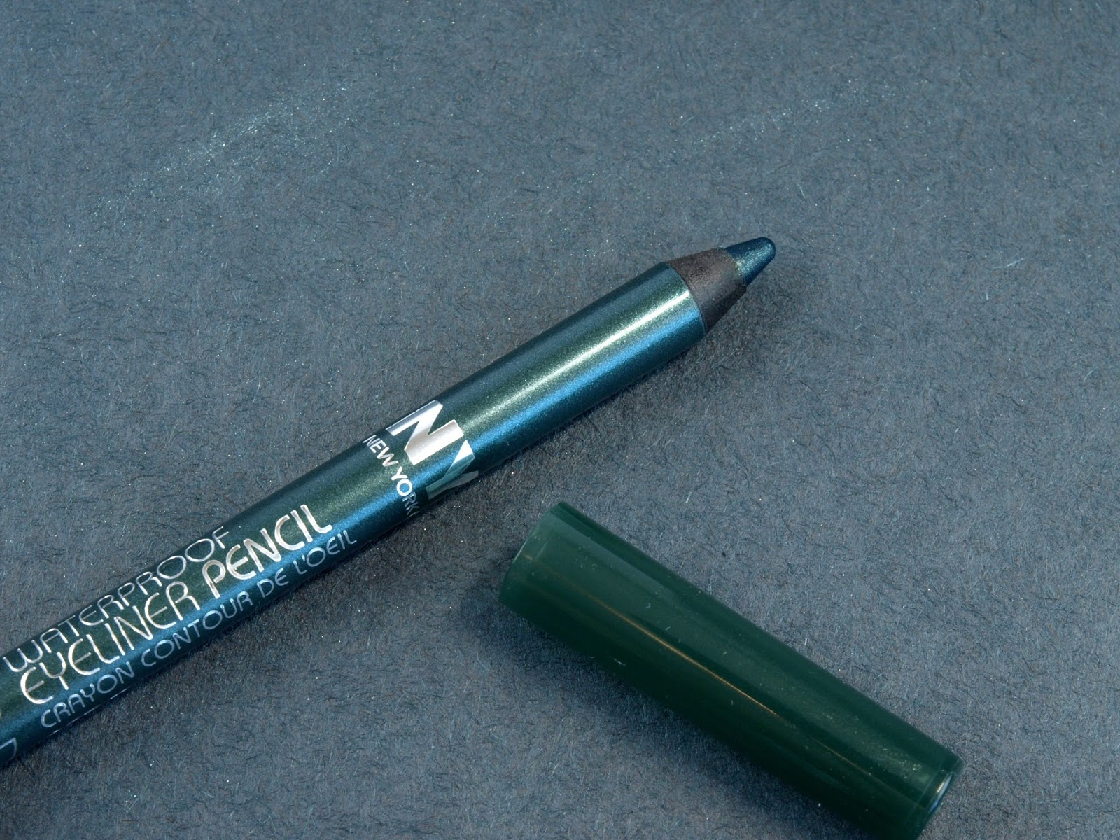 "NYC Waterproof Eyeliner Pencil in ""937 Teal"""