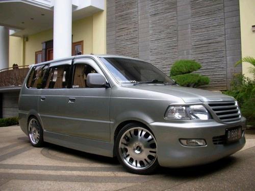 Mobil Kijang Modifikasi
