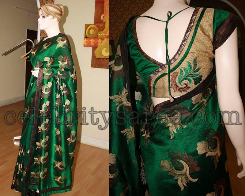 Saree Blouse Designs Catalogue