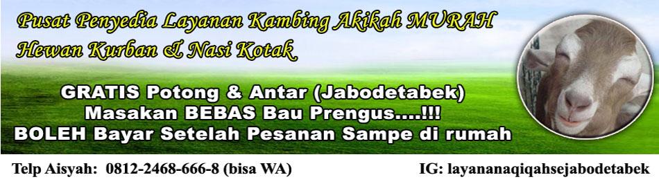 Layanan Paket Aqiqah di Jakarta