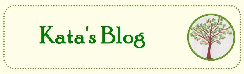Kata's Blog