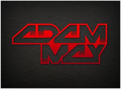 Логотип Adam May