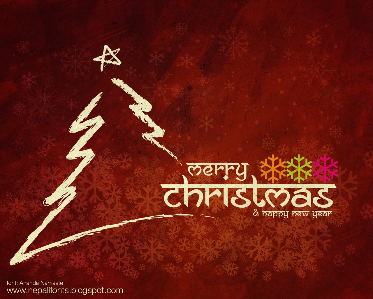 Images Of Nepal Merry Christmas And Happy New Year Greetings