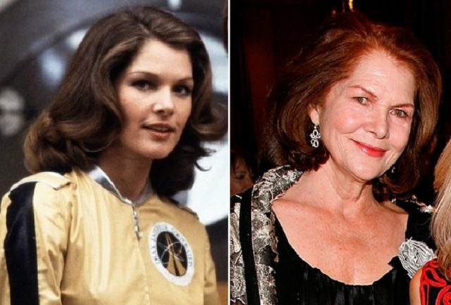 Lois Chiles young and old pictures