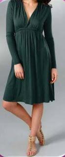 fotos de Vestidos com Decote V